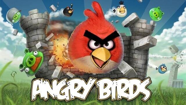 angry birds windows phone için ücretsiz