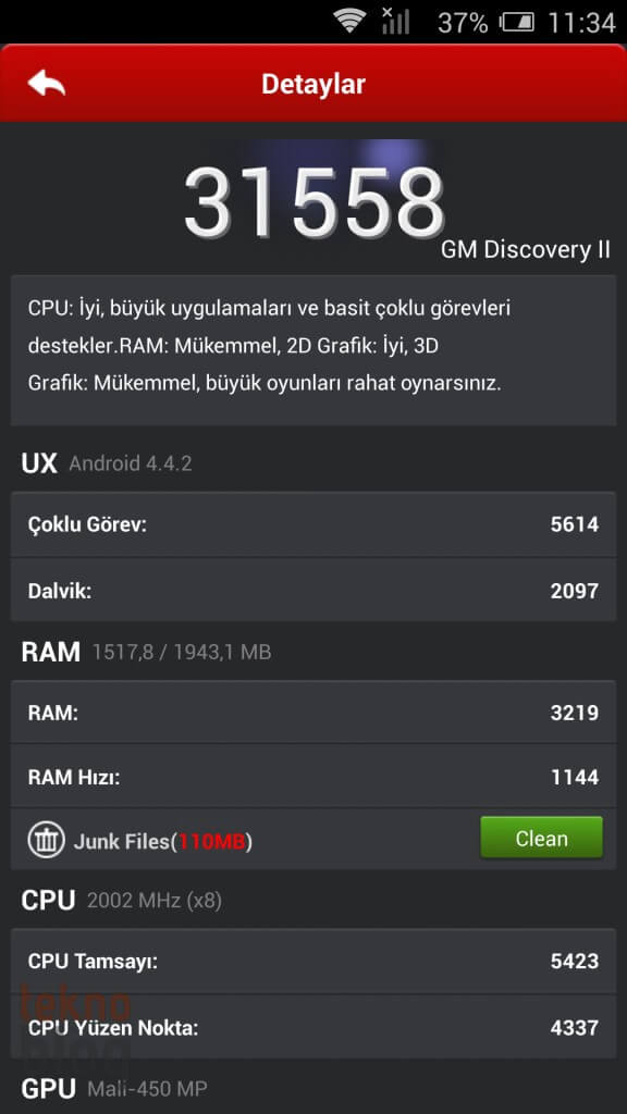 general mobile discovery bilgi