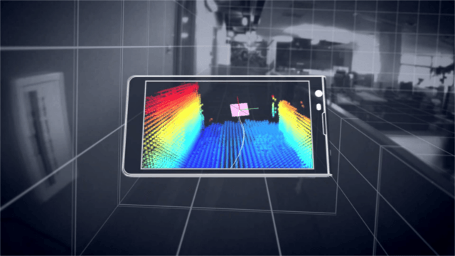 google 3d tablet