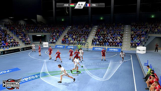 ihf handball challenge inceleme