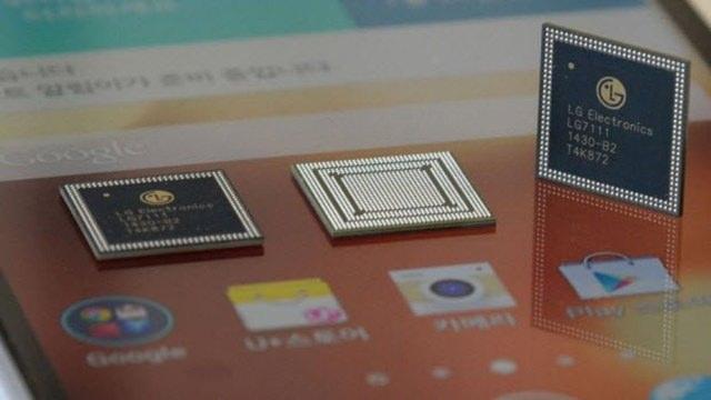 LG ilk mobil işlemcisi nuclon